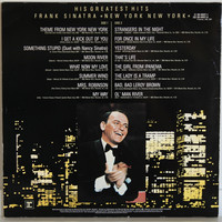Sinatra Frank: His Greatest Hits