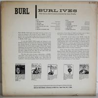 Ives Burl: Burl