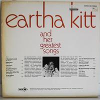 Kitt Eartha: Eartha Kitt And Her Greatest Songs