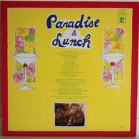 Cooder Ry: Paradise And Lunch