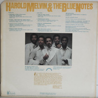 Melvin Harold & The BlueNotes: Now Is The Time