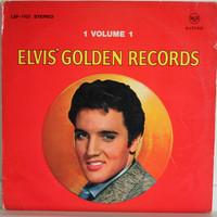 Presley Elvis: Elvis' Golden Records Volume 1
