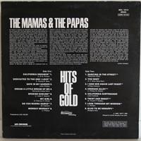 Mamas And Papas: Hits Of Gold