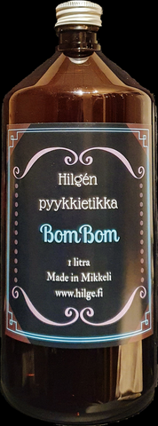 Pyykkietikka BomBom