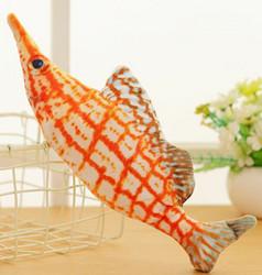 Motorisoitu kalalelu 27 cm, nokallinen kala