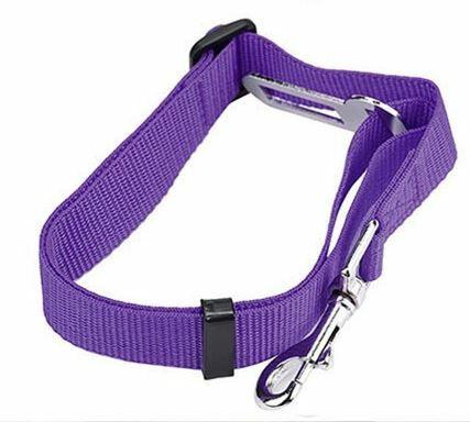 Turvavyövaljaiden välikappale, violetti