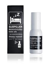 SleepGuide-melatoniinisuihke 40 ml