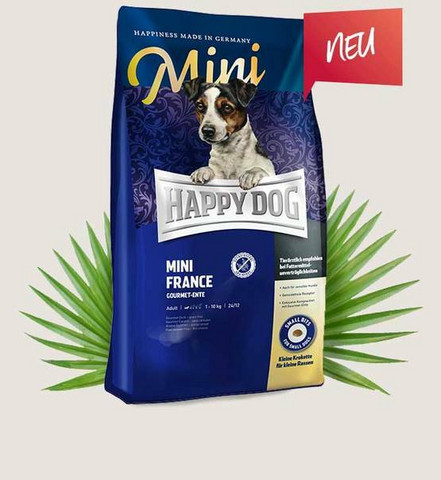Happy Dog Mini France 4 kg