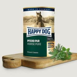 Happy Dog säilyke hevonen 400 g