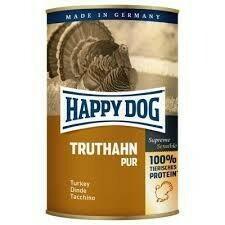 Happy Dog säilyke kalkkuna 400 g