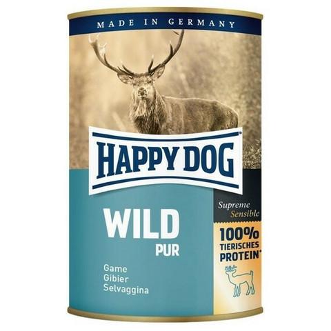 Happy Dog säilyke riista 400 g