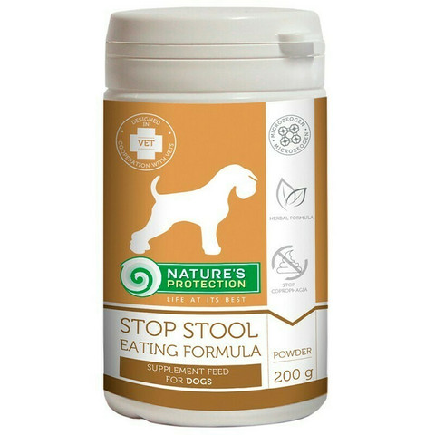 Nature's Protection Stop Stool Eating 200 g