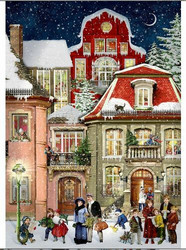 Joulukalenteri, joulukadulla TULOSSA