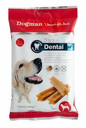 Dogman Stick Dental M/L 7 kpl