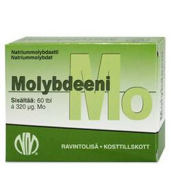 NaturaMedia Molybdeeni 60 tbl