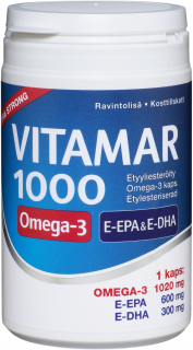 Vitamar 1000 100 kapselia