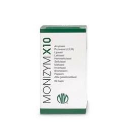 MonizymX10 60 kaps
