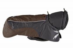 Hurta Ultimate talvimantteli 50 cm, musta-ruskea