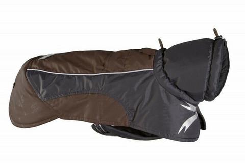 Hurta Ultimate talvimantteli 45 cm, musta-ruskea