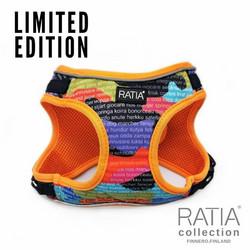 Finnero Ratia Camo Double liivivaljas, XXS, oranssi