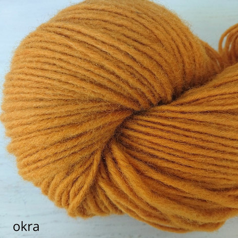 Onneli fluffy wool yarn, different colors