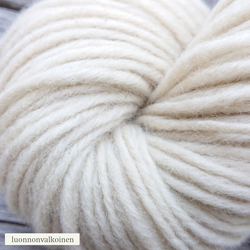 Unelma fluffy lamb´s wool yarn, 500g, different colors