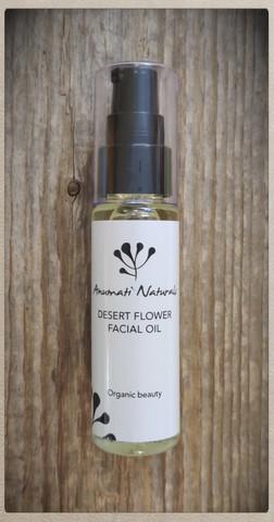 Desert Flower Facial Oil