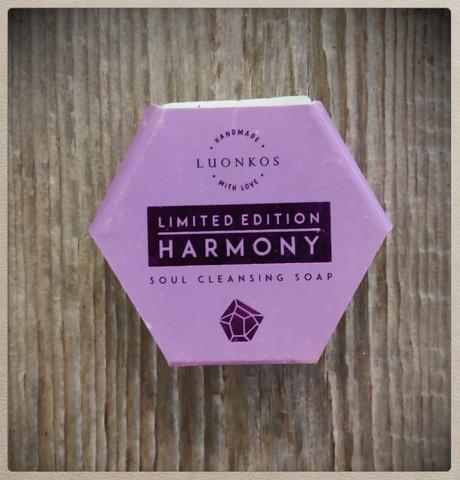 Harmony, Limited Edition -saippua