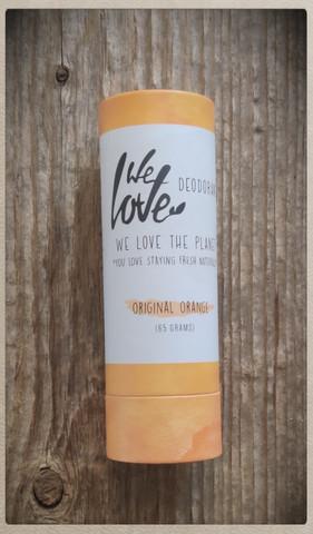Original Orange - deodorantti stick