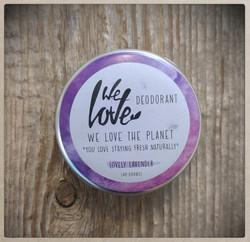 Lovely Lavender - voidemainen deodorantti