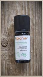 Palmarosa eteerinen öljy