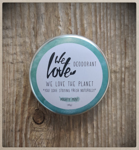 Mighty Mint - voidemainen deodorantti