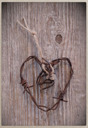Rakkaudesta romuihin -sydän
