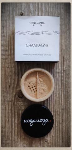 Uoga Uoga mineraalimeikkipohja - champagne 632