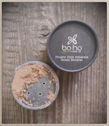 Boho Mineral irtopuuteri - Beige clair (01)