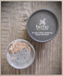 Boho Mineral irtopuuteri - Beige diaphane (0A)