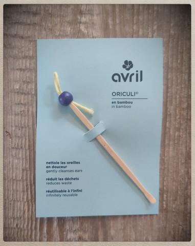 Avril Oriculi korvien puhdistustikku