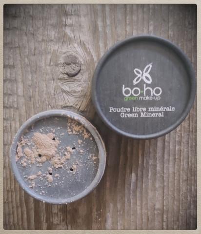 Boho Mineral irtopuuteri - Beige Tres clair (0B)