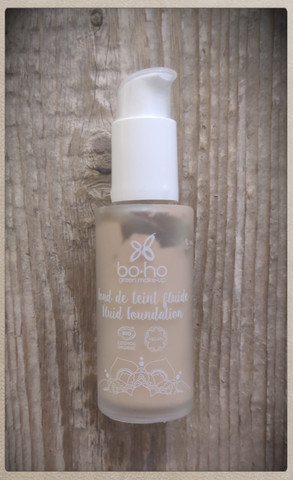 Boho Fluid Foundation meikkivoide - Beige Doré (04)