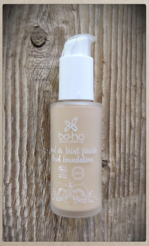 Boho Fluid Foundation meikkivoide - sable (03)