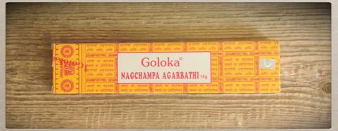 Goloka, Nag Champa