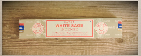 Satya, White Sage