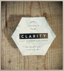 Luonkos Clarity Kasvojen Puhdistusjauhe