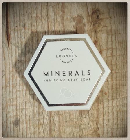 Luonkos Minerals Syväpuhdistava Savisaippua