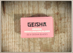 Geisha vaihtoterät 50 kpl