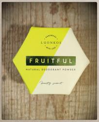 Luonkos Fruitful Jauhedeodorantti