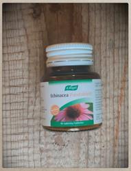 Punanhattu-Echinacea Purutabletti