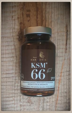 KSM66-ashwagandhakapselit