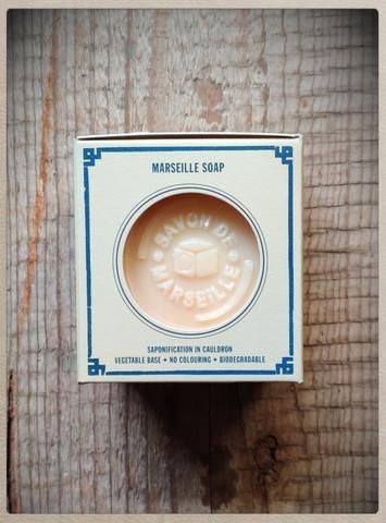 Marseille-saippua, valkoinen