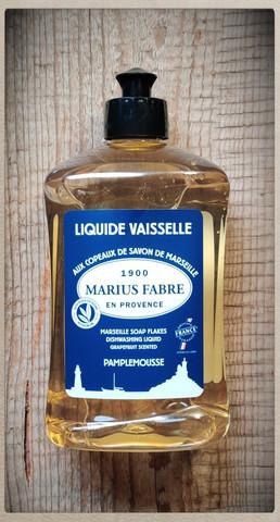 Marseillesaippuapohjainen astianpesuaine